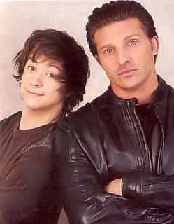 Bradford Anderson and Steve Burton  Spinelli/Jackle and Jason from GH