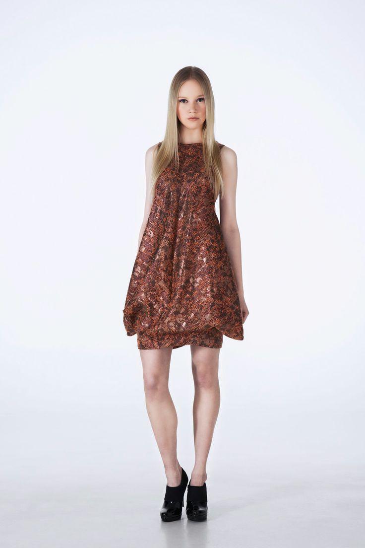 Moth Dress