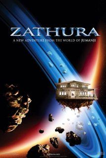Zathura: A Space Adventure (2005)...Two young brothers are drawn into an intergalactic adventure when their house is hurled through the dephs of space by the magical board game they are playing.