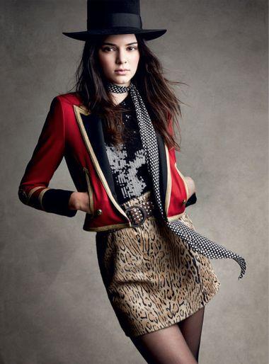 Angela De Bona - News - Patrick Demarchelier Shoots Kendall Jenner for Vogue