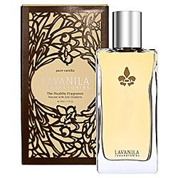 LAVANILLA Pure Vanilla - I have a LOT of perfume, but this is my husband's favorite on me. He says it smells like cookies :-)