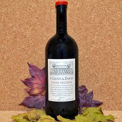 """VIGNA VECCHIA 2011MAGNUM- IGT Toscana Rosso """"Azienda Agricola I GIUSTI  ZANZA VIGNETI"""""""