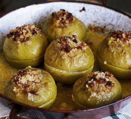 Roasted Apple Beignets With Cinnamon Sugar Recipes — Dishmaps