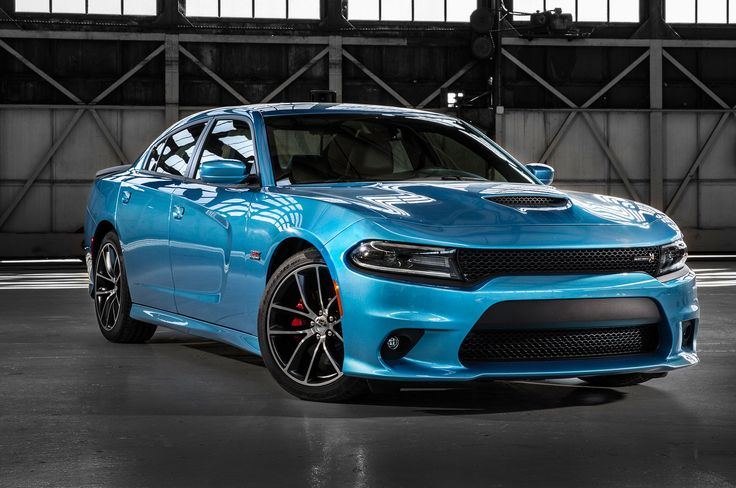 2015 Dodge Charger RT Scat Pack. I am not a big fan of blue on a car but, this is AMAZING!
