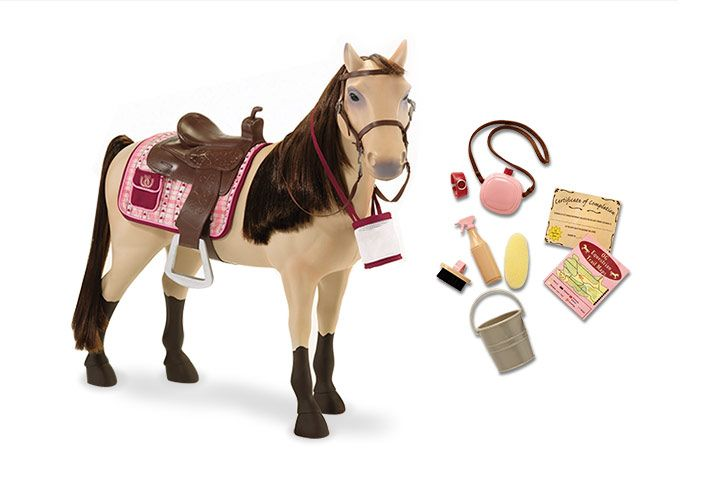 Poseable Morgan Horse | Our Generation Dolls