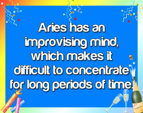 Images of Aries Horoscope For Today And Tomorrow - #rock-cafe