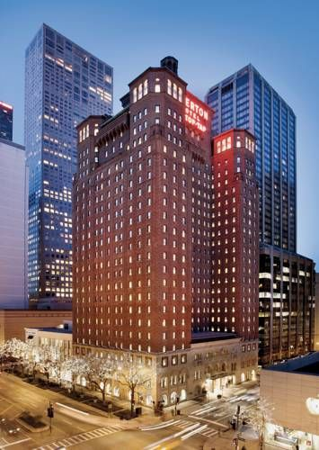 17 best images about the historic allerton hotel on for Boutique hotels chicago michigan avenue