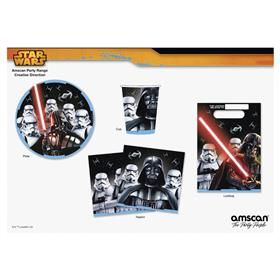 Star Wars Party Pack - 40 Pack