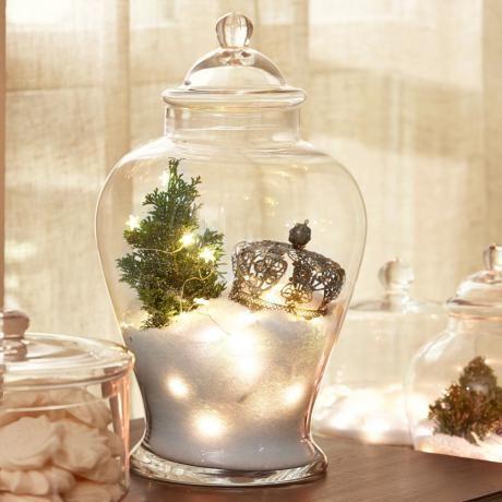 27 besten weihnachtsdeko in wei silber gold bilder auf for Weihnachtsdeko silber