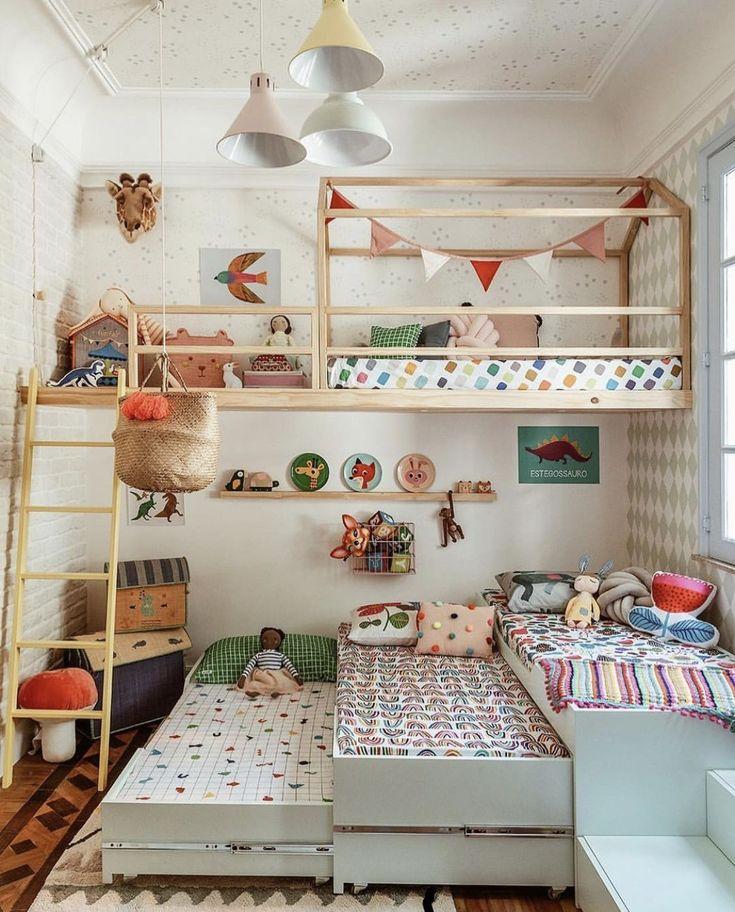 ¿Qué es el colchón Montessori? Elegantes modelos de ropa de cama Montessori – Tendencias de decoración | Blog de pera