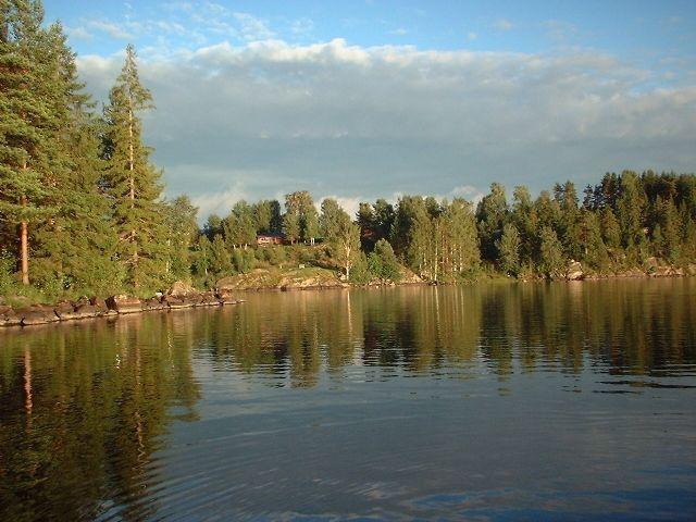Sommarparadis (Stuga uthyres i Skillingmark, Värmland)