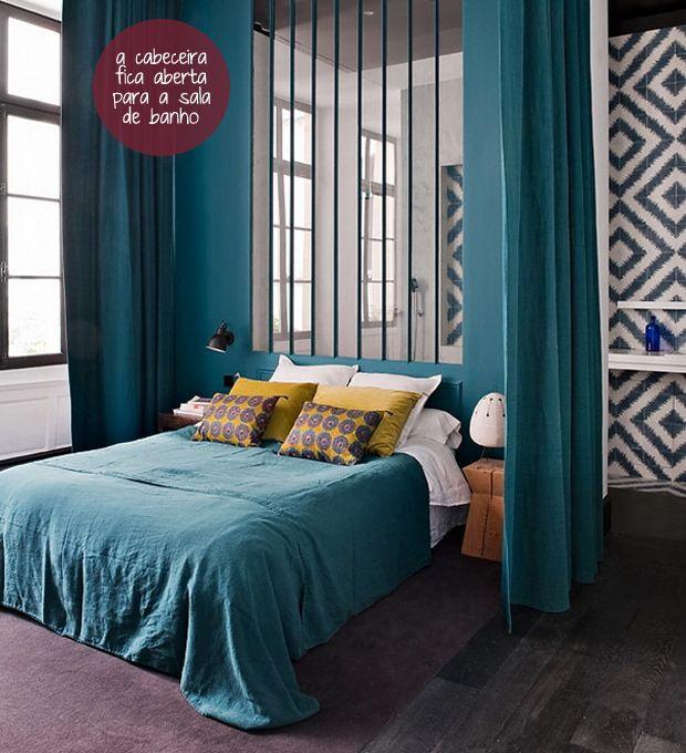 30 best Tête de lit en papier peint images on Pinterest Wallpaper - peindre avant de tapisser