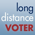 DON'T FORGET TO VOTE: Voter Registration Forms & Absentee Ballot Applications | Long Distance Voter - The Absentee Ballot Experts