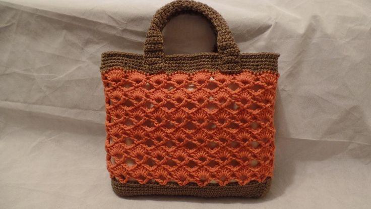 Crochet Handbag / Purse Bag Video TUTORIAL from BAG-O-DAY CROCHET & MORE