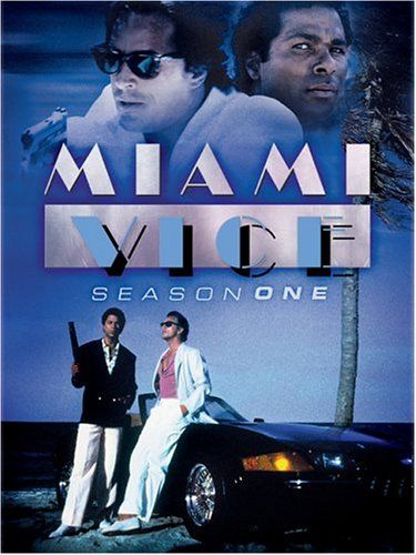 Miami Vice thought don Johnson was the man back in the day
