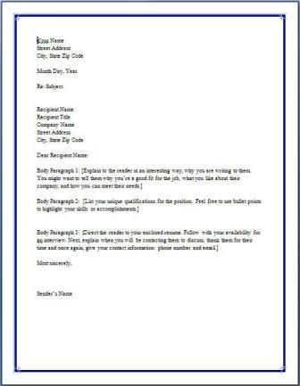 Более 25 лучших идей на тему «Formal letter template» на Pinterest - cease and desist letter template