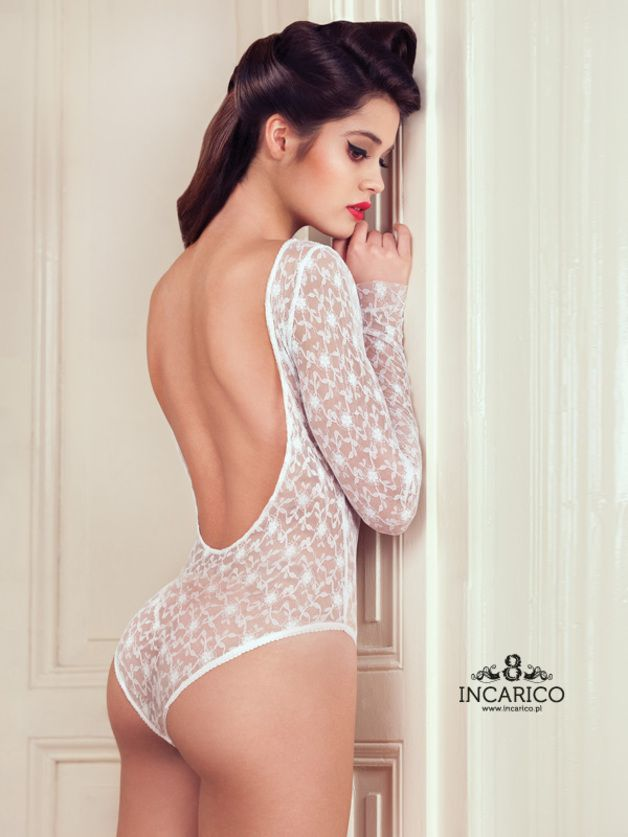 Piękne koronkowe body marki Incarico - Incarico8 - Body