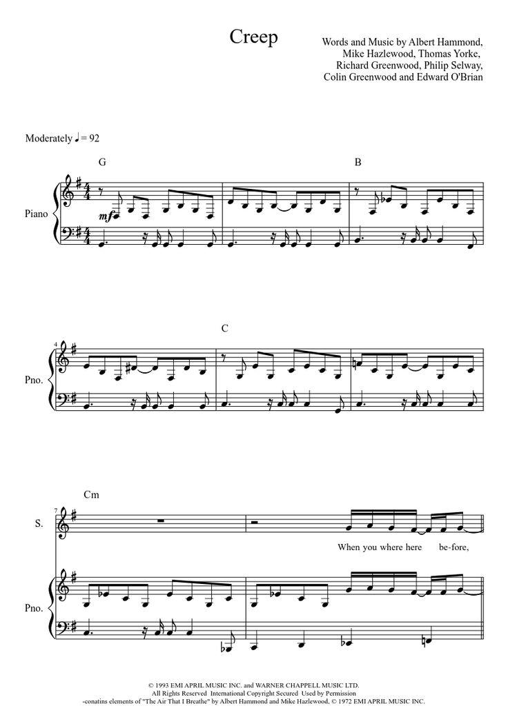 Blue Moon Sheet Music For Hammond