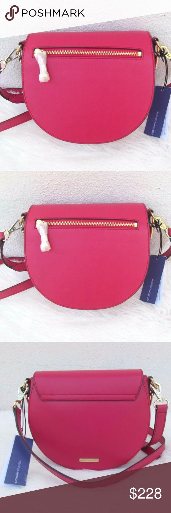 Rebecca Minkoff Astro Saddle Crossbody Bag Brand new and 100% authentic guaranteed! Rebecca Minkoff Bags Crossbody Bags