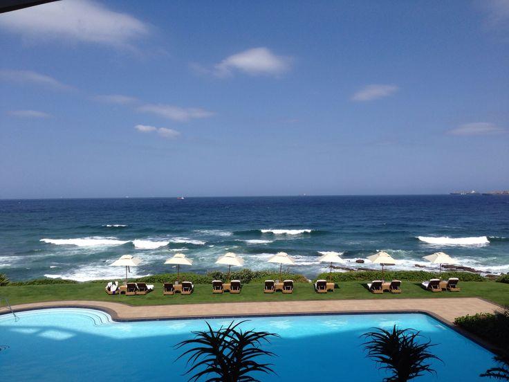 Beautiful day in Durban
