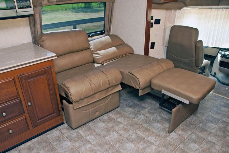 Tips and rules of thumb on how to and where to buy used RV Furniture