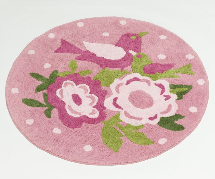 'Shabby Chic' Floor rug beautifully pairs with the coordinating linen range