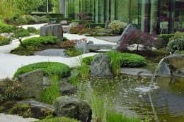 Офисные помещения в . Автор – Kokeniwa Japanische Gartengestaltung