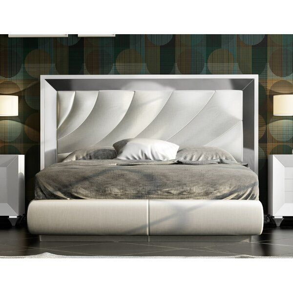 Jerri Upholstered Standard Bed By Everly Quinn By Everly Quinn Read Reviews