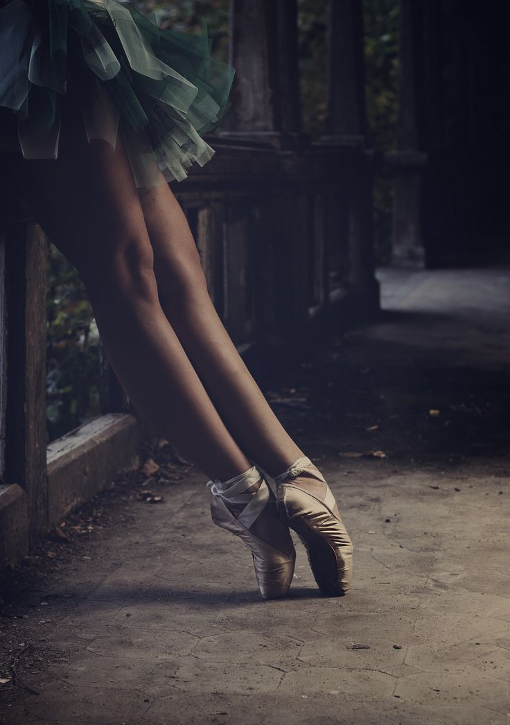 Ballerina by Magdalena O. on 500px