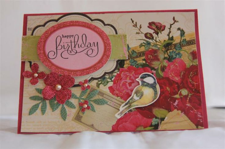 kaisercraft telegraph road collection, martha stewart punches,stampin up cardstock and sentiment stamp
