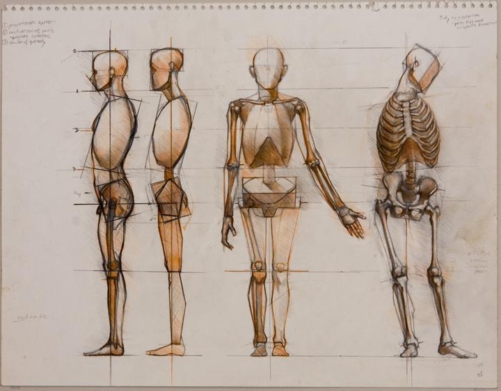 Sabin Howard - gorgeous drawings