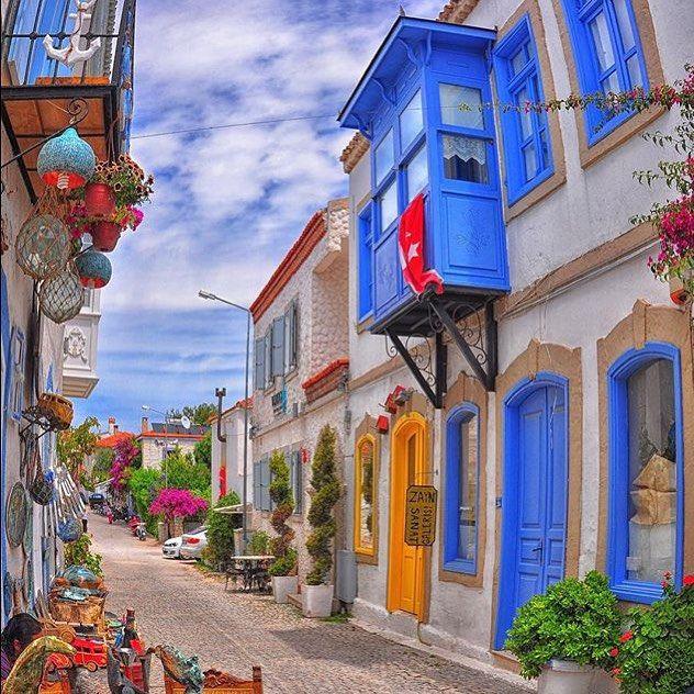 Alcati, Turkey by dear @kyrenian and chosen by @leonismos ✌️ #worldtourists