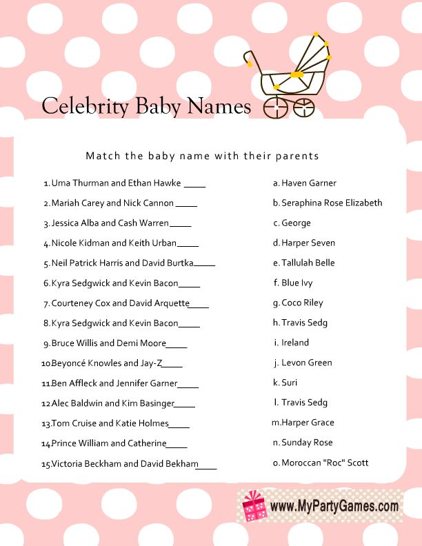 Bathroom Names: 302 Best Images About Free Printable Baby Shower Games