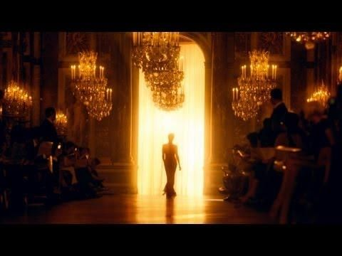 J'adore movie now, filmed exclusively in the 'Galerie des Glaces' at the 'Château de Versailles'.   Directed by Jean-Jacques Annaud Starring Charlize Theron Music : Heavy cross by Gossip