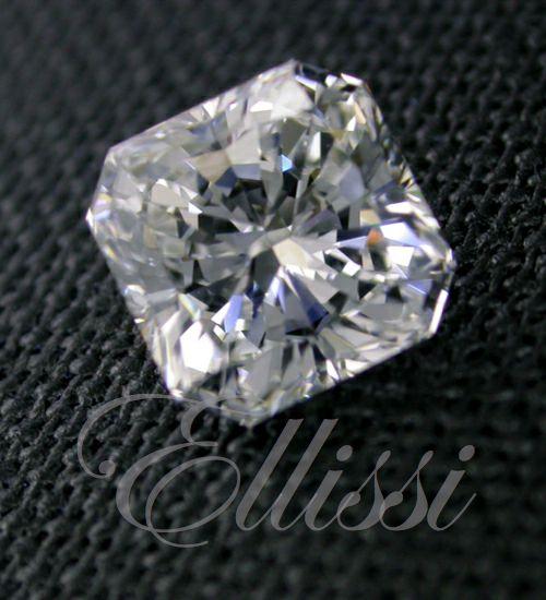 Radiant Cut ( Square ) #diamonds #wedding #jewellery