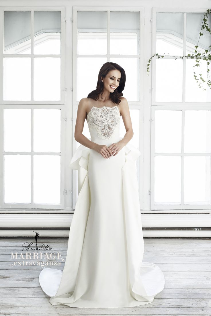 """Marie Ollie, Marriage ,,extravaganza"""", wedding dress, bridal collection"""