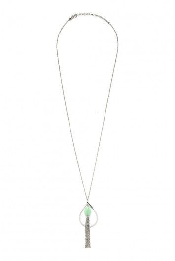 Type 2 Loyalty Necklace in Green - $24.97