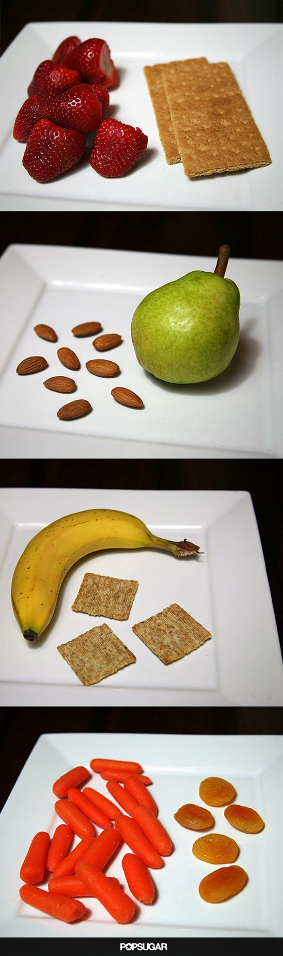 11, 150-calorie snack-pack ideas perfect for any long car trip or flight.