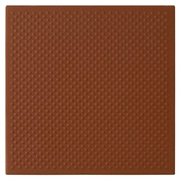 Show details for Dorset Pinhead Red Quarry Tile 15x15cm