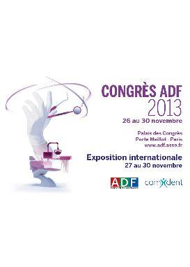 Palais des congres ADF