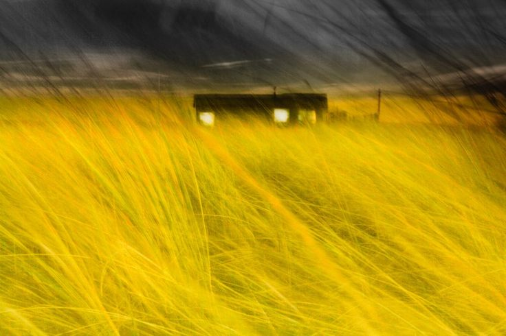 Elysian Thoughts: Shutter Speed/Abstract | Chris Friel (2012)