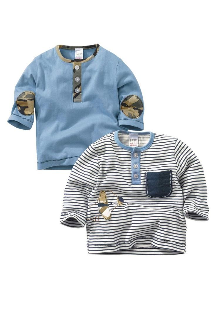 Newborn Tops - Baby Tops and Infantwear - Next Dog T-Shirts 2pk - EziBuy Australia