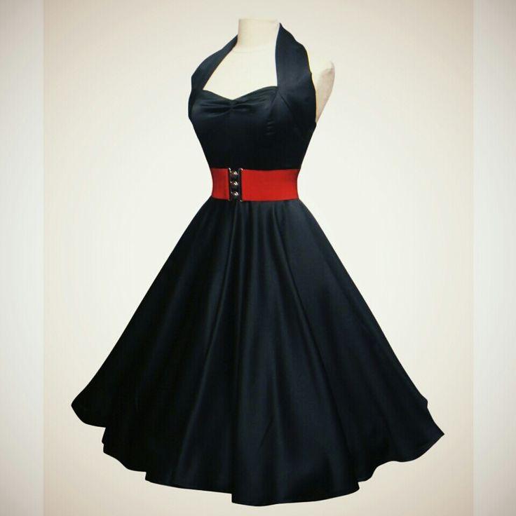 gorgeous pin up dresses | life #dress #pin up