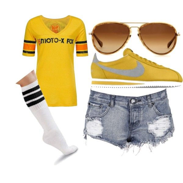 """That 70's clothes...I have a party in November that is """"disco"""" """"70's"""" themed...I might try to pull this off."""