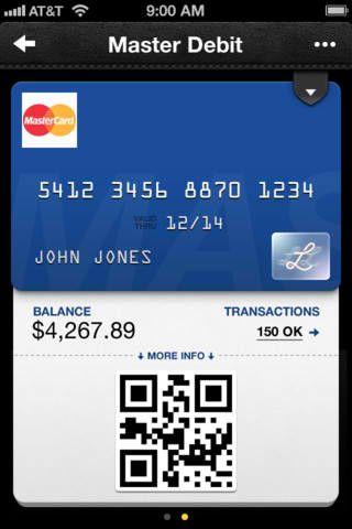 wallet card app - Google Search