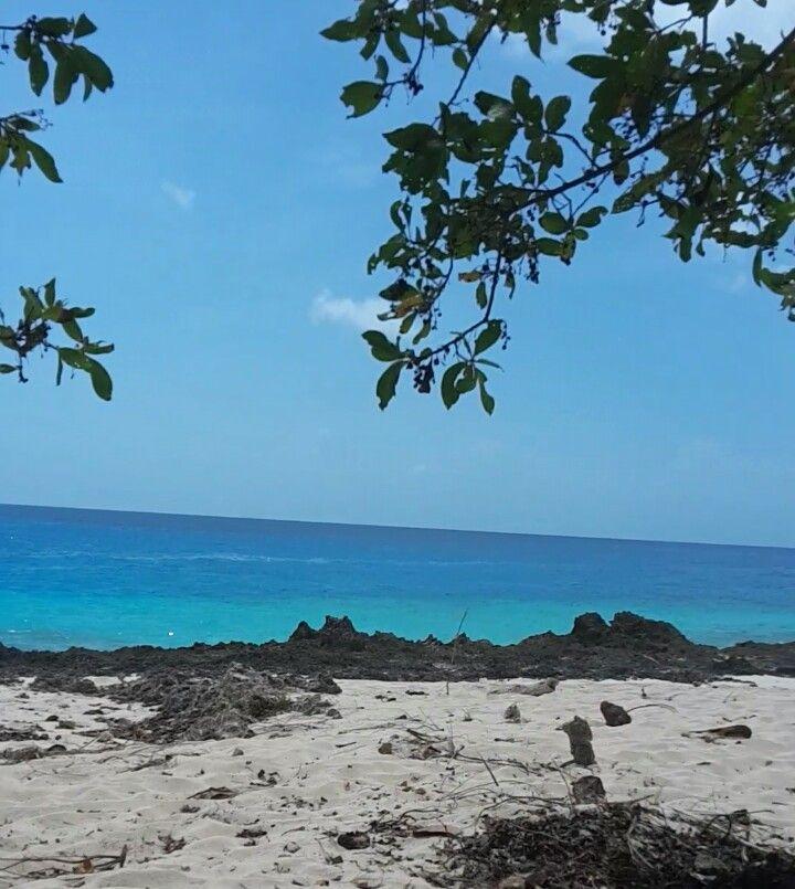 50 Shades of blue in der #Karibik  #Kolumbien #SanAndres