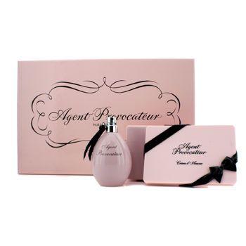 Agent Provocateur Agent Provocateur Coffret: Eau De Parfum Spray 50ml/1.7oz + Body Cream 150ml/4.76oz 2pcs - http://aromata24.gr/agent-provocateur-agent-provocateur-coffret-eau-de-parfum-spray-50ml1-7oz-body-cream-150ml4-76oz-2pcs/