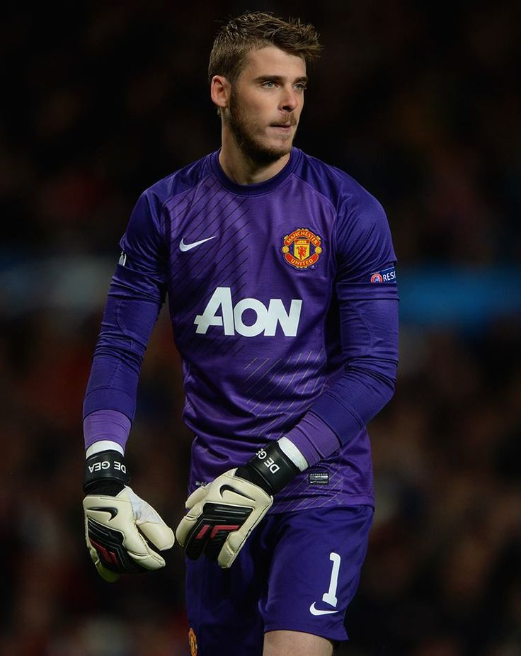 David De Gea - even if he did let Chelsea score 3 goals on him today.