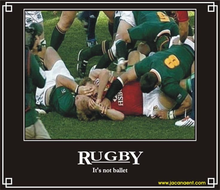 rugby vs football the true sport of men and the sport of want to be men Rugby is the true sport of men thus being the true sport of want-to-be men the equipment for the two sports is widely different, with football requiring.