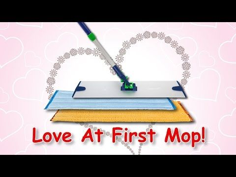 Norwex Superior Mop Demo - YouTube